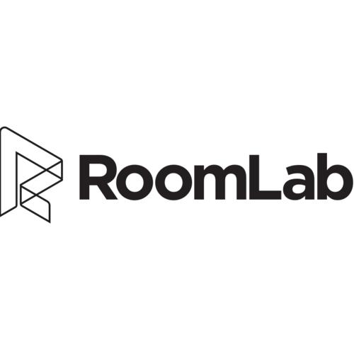 Roomlab logo primary black